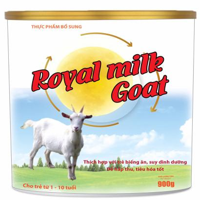 ROYAL MILK GOAT 900g