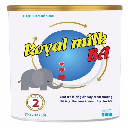 ROYAL MILK BA 900g