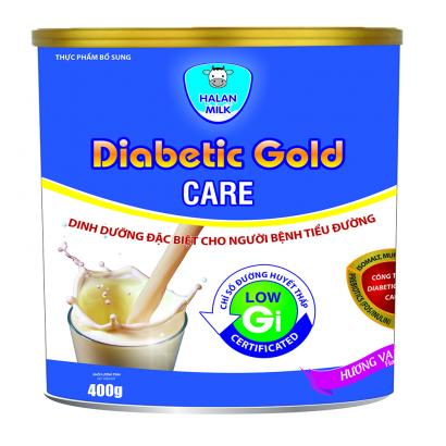 DIABETIC GOLD CARE 400g
