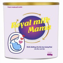 ROYAL MILK MAMA 400g