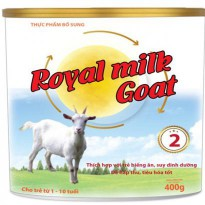 ROYAL MILK GOAT 400g