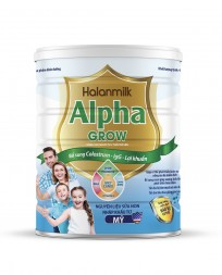 HALANMILK  ALPHA GROW 400gr