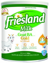 FRIESLAND MILK GOAT BA GOLD 900g