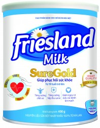 FRIESLAND MILK SURE GOLD 400g