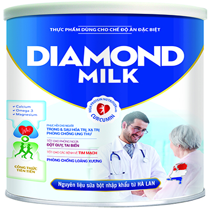 DIAMOND MILK 400gr
