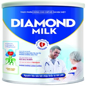DIAMOND MILK 900gr