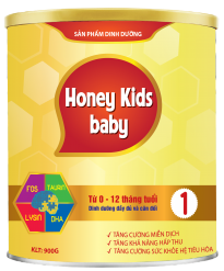 HONEY KIDS BABY 900gr