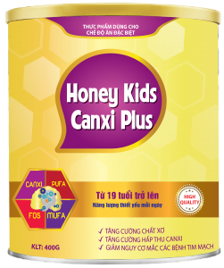 HONEY KIDS CANXI PLUS 400gr