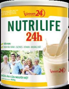 NUTRILIFE 24H 400g